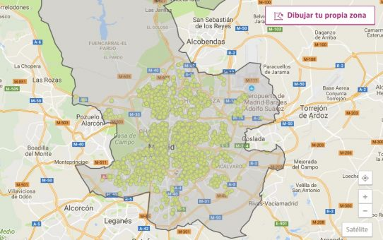 Buscar piso en Madrid y otras formas de penitencia