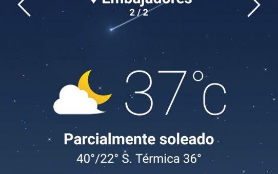 Winter is coming y menos mal